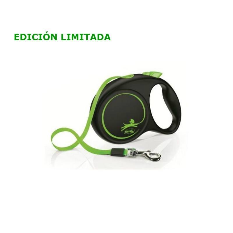 Flexi Edición Limitada Verde y Negro