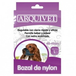 Bozal Arquivet Nylon L
