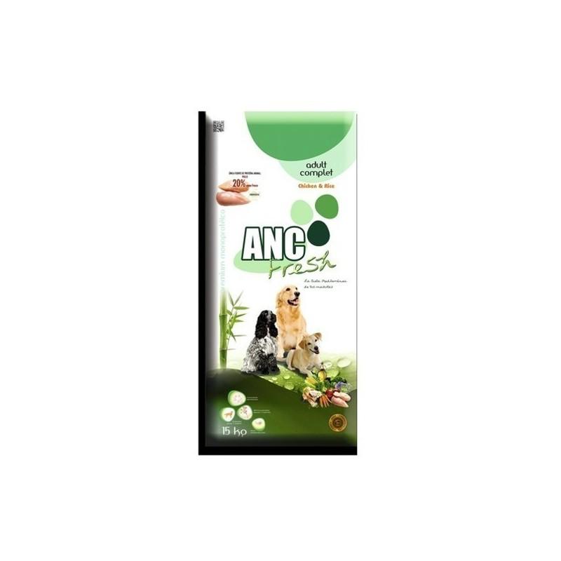 ANC-Fresh-Complet-15Kg-pollo-arroz-perro-pienso-murcia