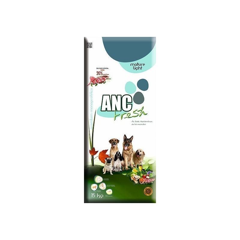 ANC-Fresh-Mature-Light-15Kg-natural-perro-pienso-alimentación-murcia