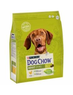 Purina-Dog Chow-Perro-Adulto-Pollo-natural-alimentación-pienso