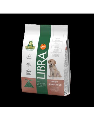 Libra-Puppy-con-cordero-y-arroz-perro-pienso-cachorro-murcia-alimentación