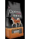Optima-Nova-Adult-Sensitive-Grain-Free Salmón-Patata-perros-alimentación-pienso
