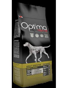 Optima-Nova-Adult-Digestive-Grain-Free conejo-patata-perros-alimentación-pienso