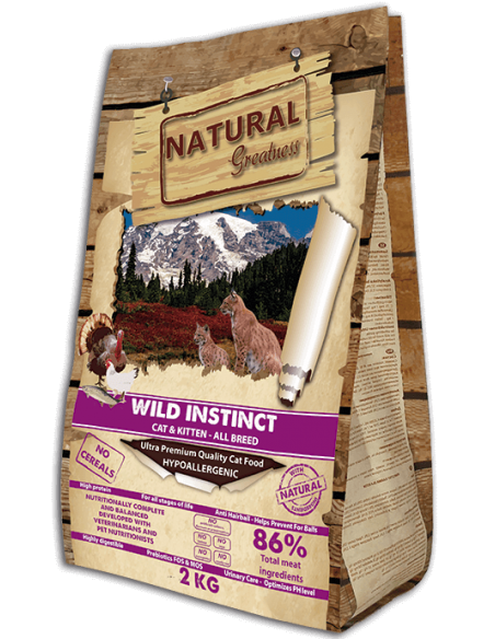Natural Greatness Receta Wild Instinct