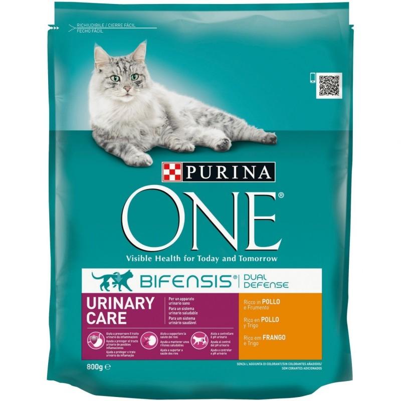Purina ONE Gatos Cuidado Urinario Alimento Rico en Pollo